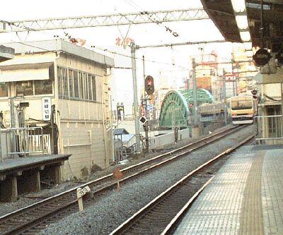 御茶ノ水駅 33/1000の標識