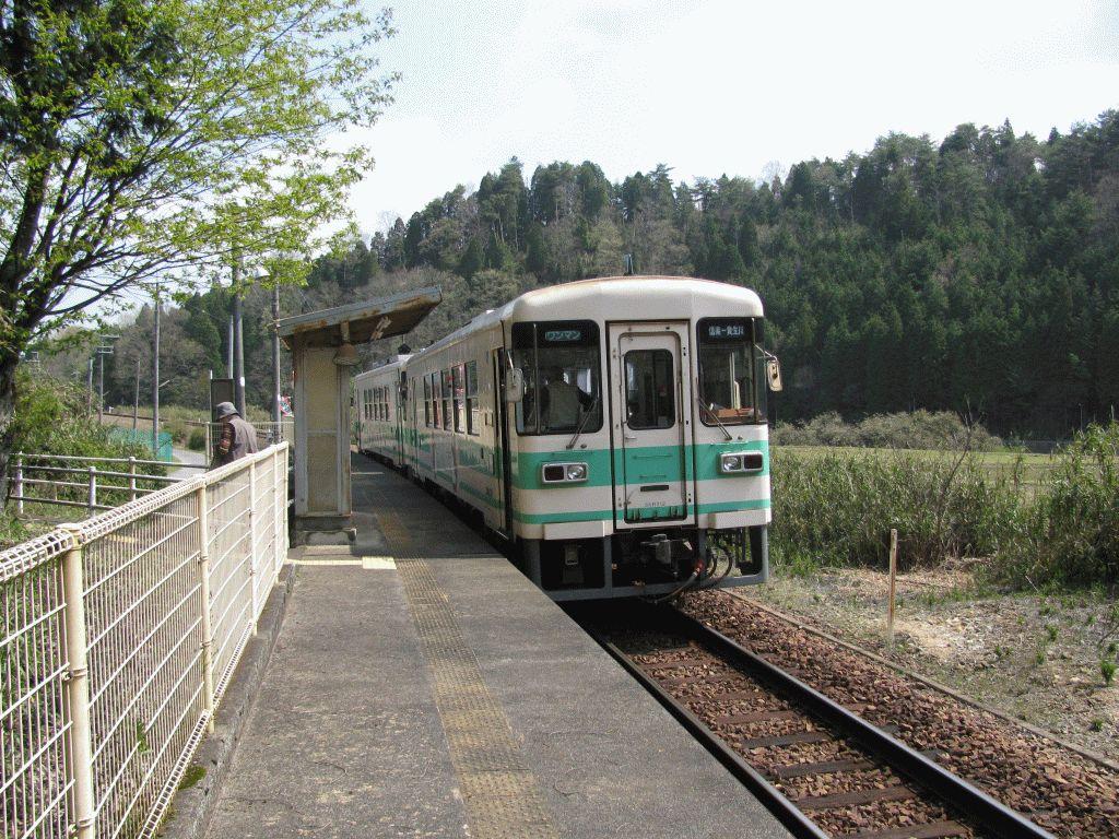 Shigaraki Kougen Railway