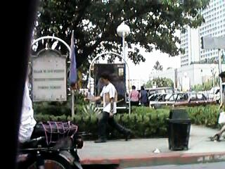 Park in Makati city