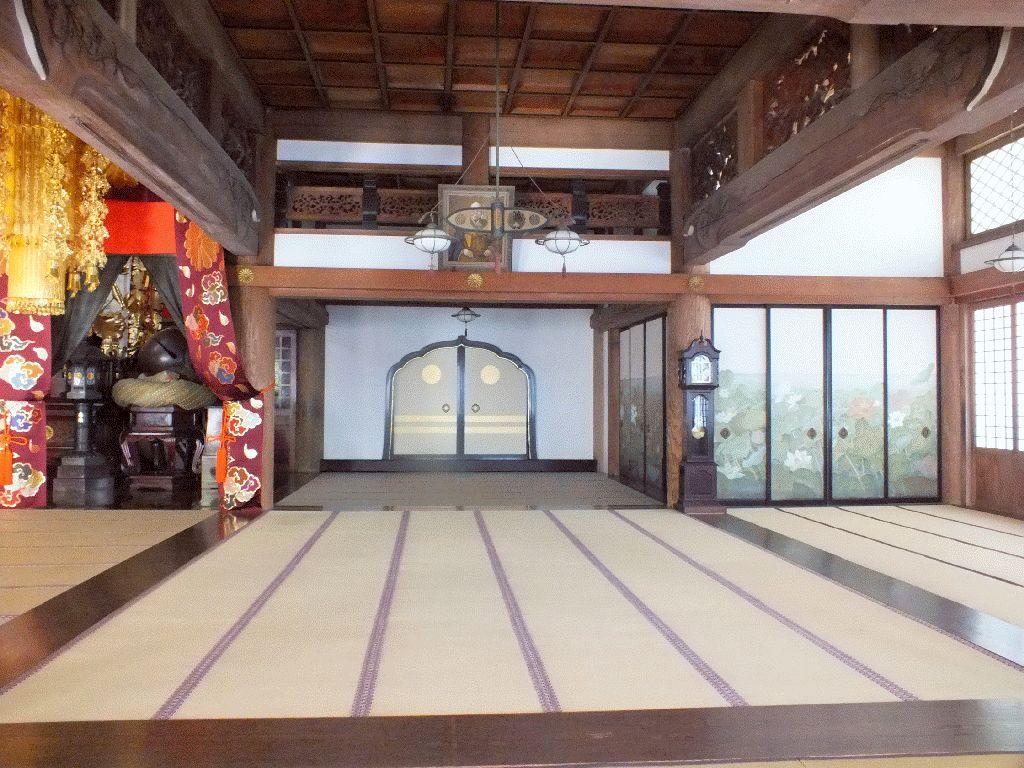 大雄山最乗寺本堂(護国堂)