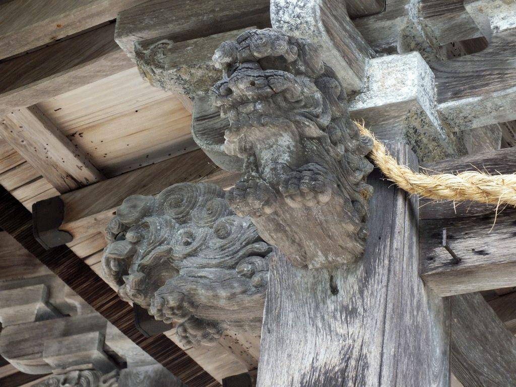 馬見岡綿向神社
