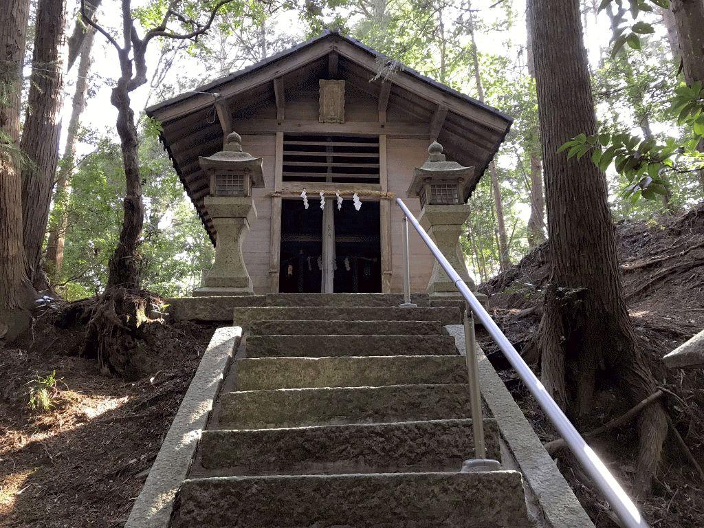 徳谷の熊野神社