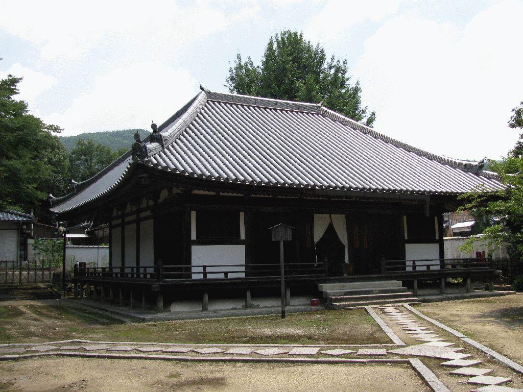 Hokaiji temple