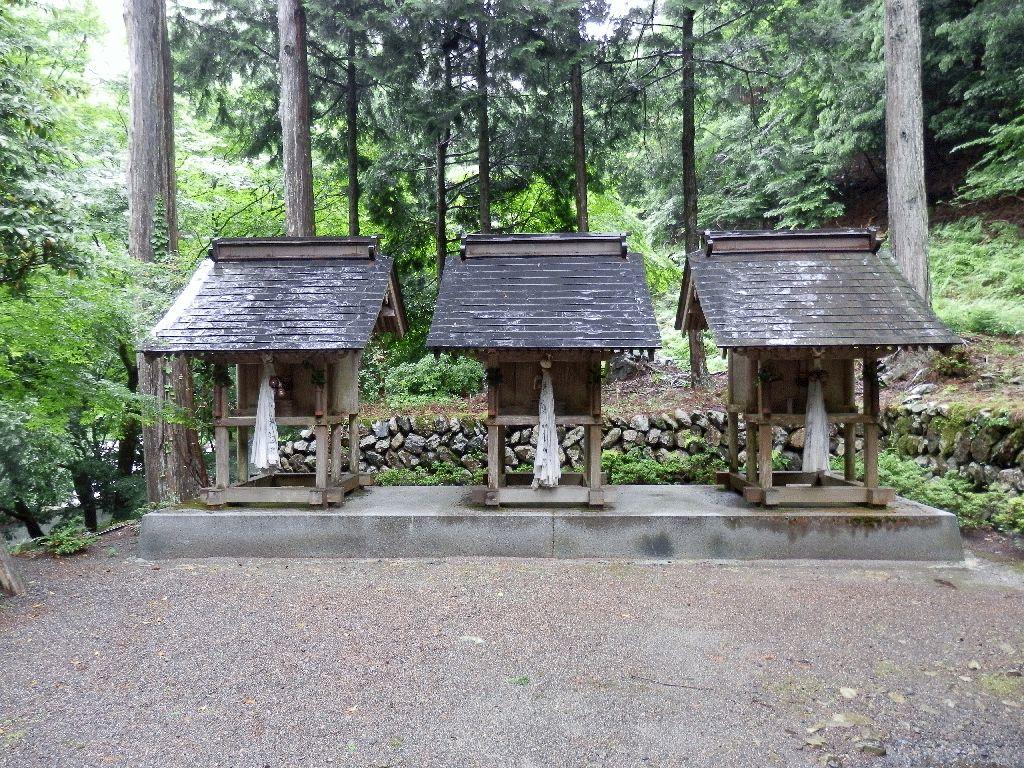 葛川地主神社