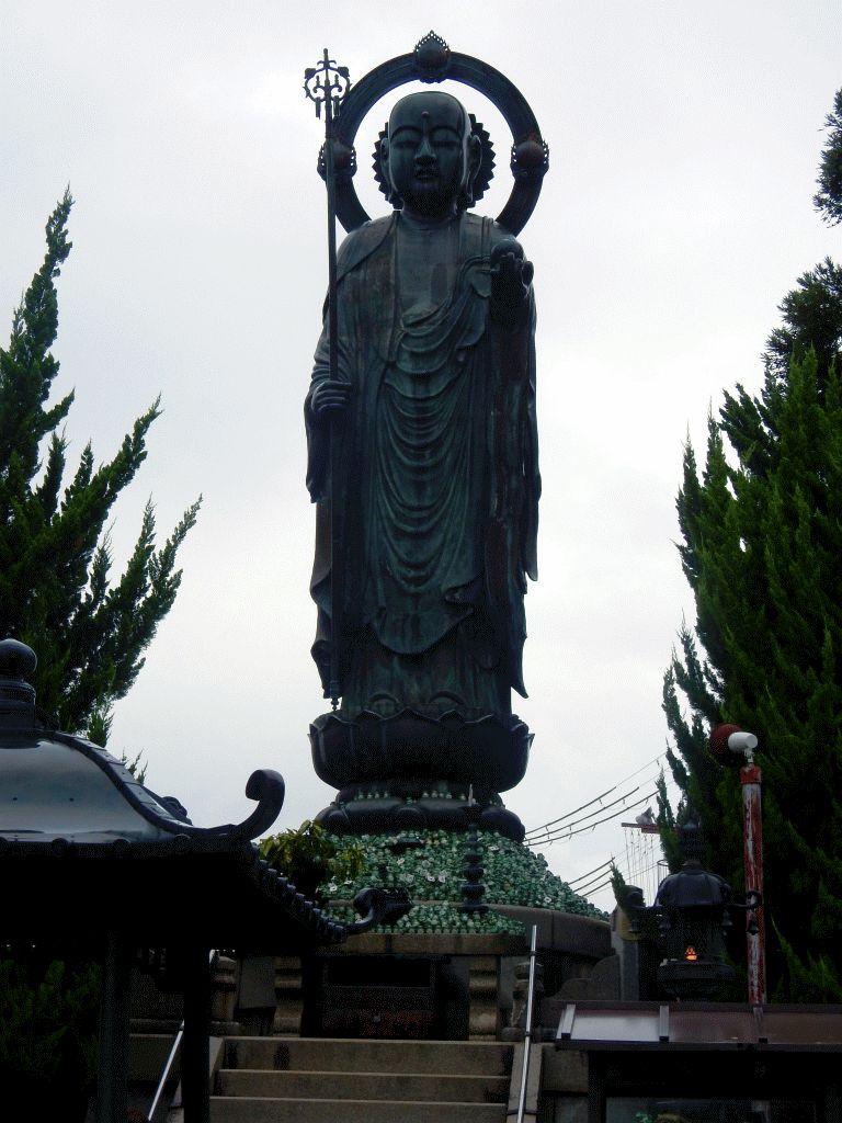 地蔵大銅像