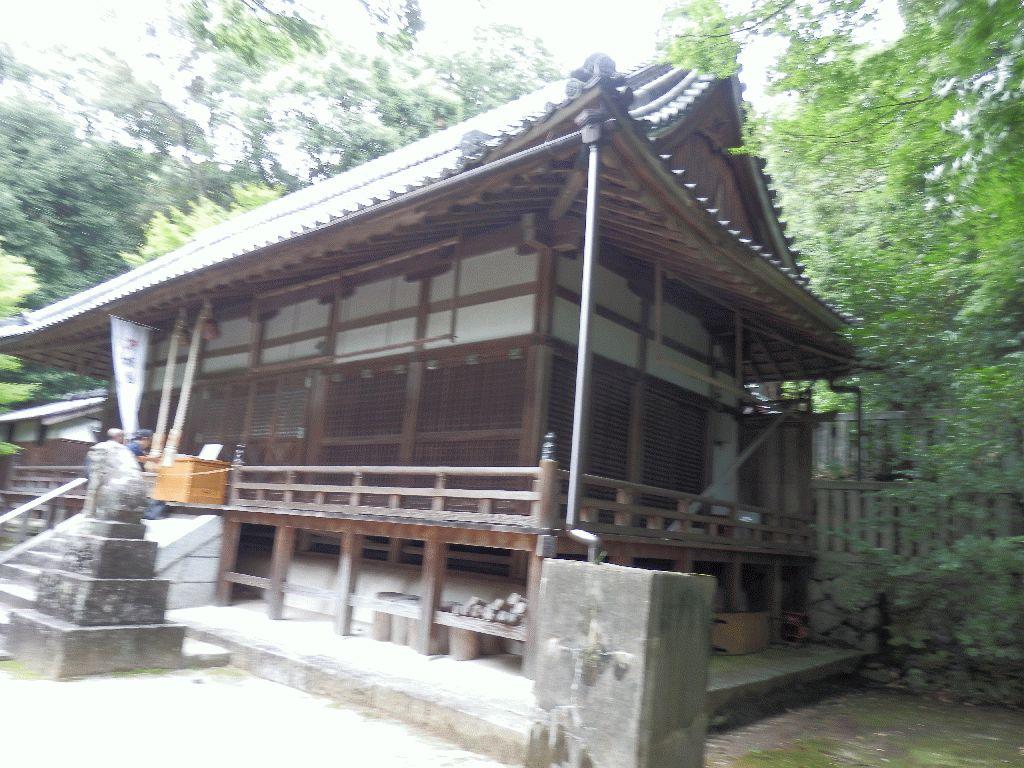 葛木坐火雷神社