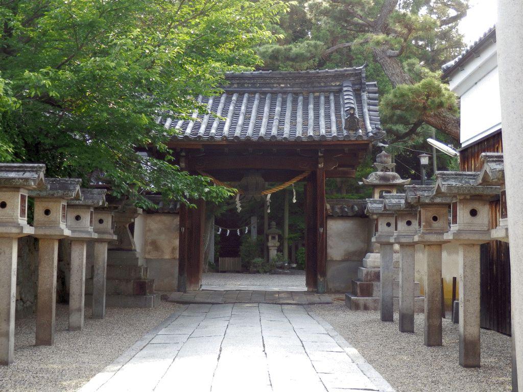 郡山八幡神社