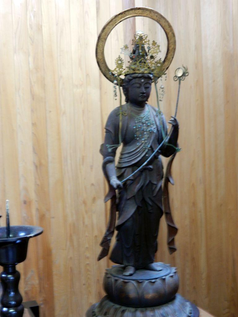 瓜生薬師堂