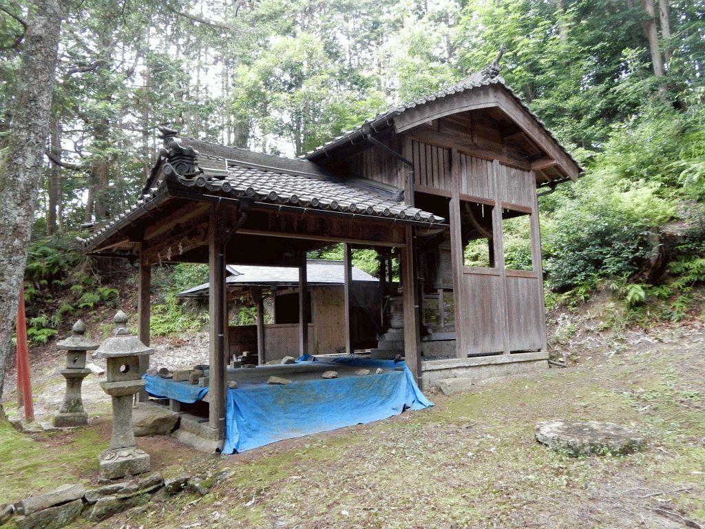 浄土寺町の天神社