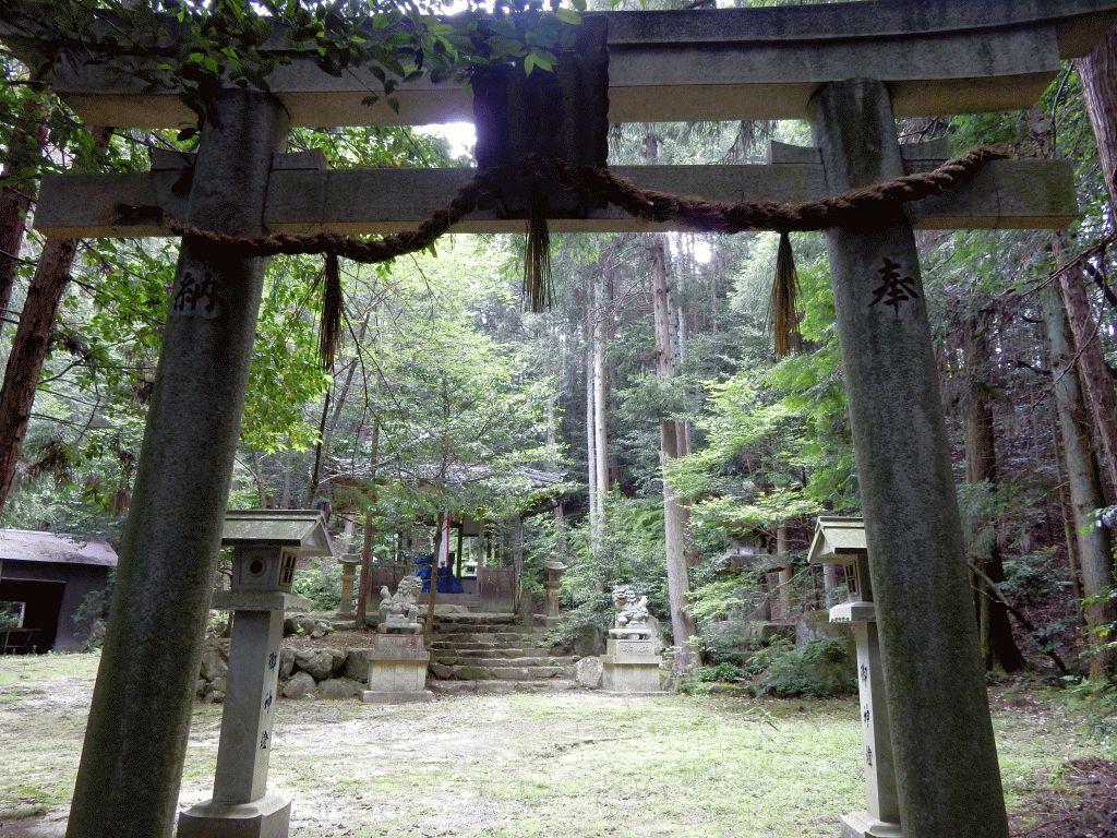 林の天神社