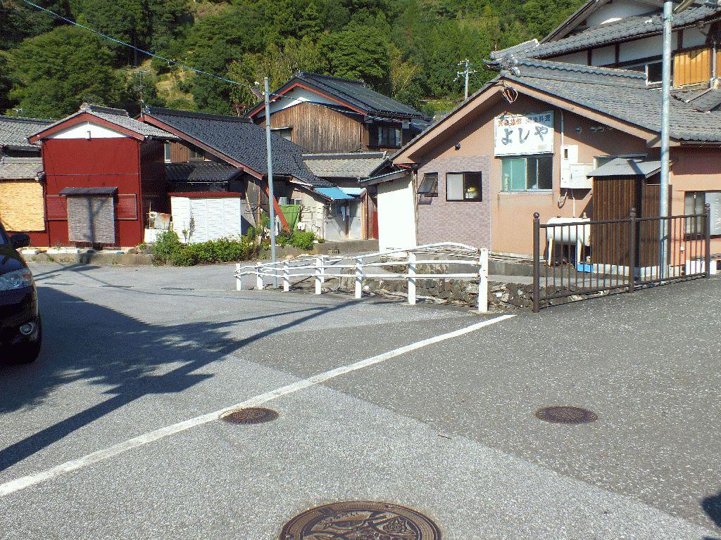 菅浦の船溜り