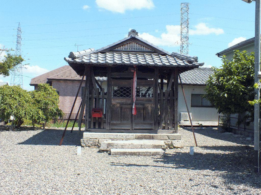 石占井神社
