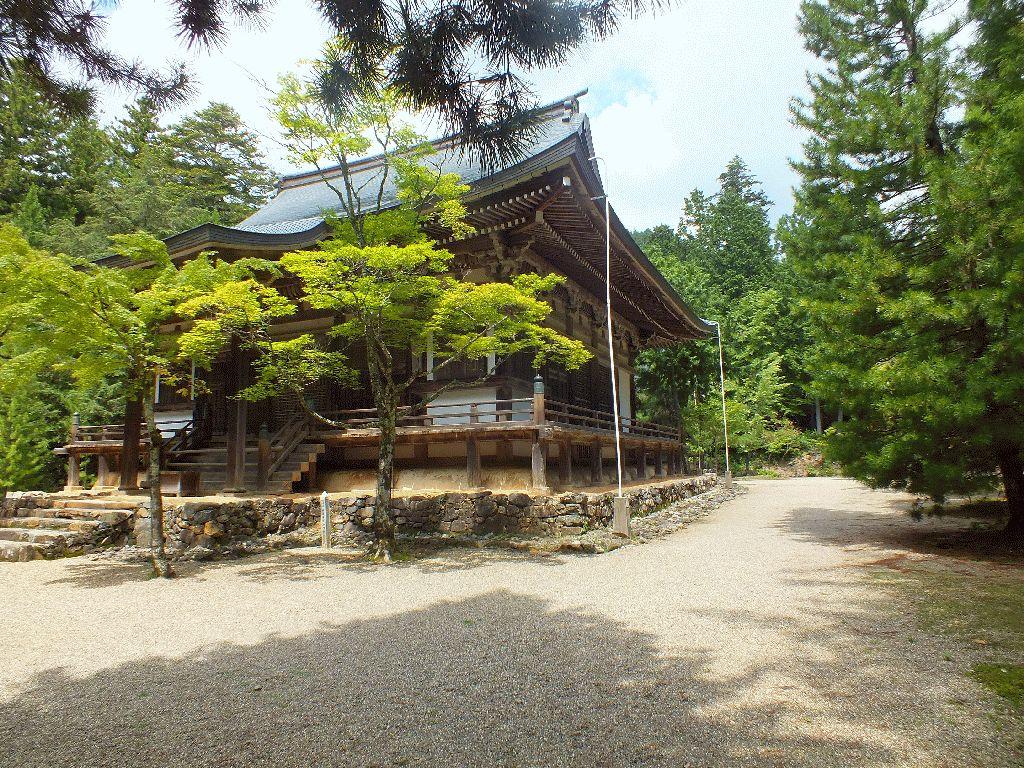 Taka-o Jingoji temple