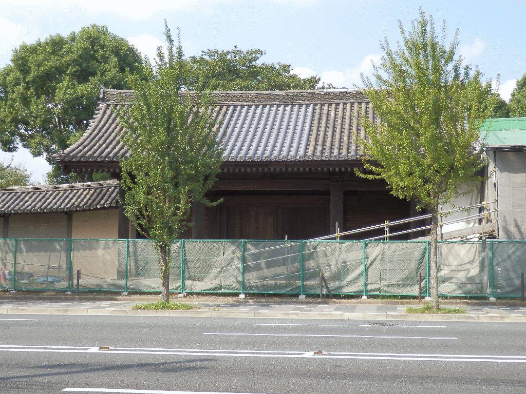 東寺東大門