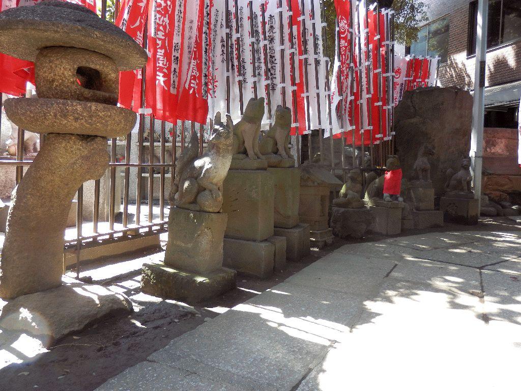 東京赤坂豊川稲荷別院