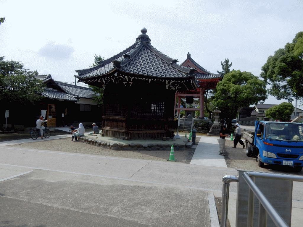 甚目寺六角堂