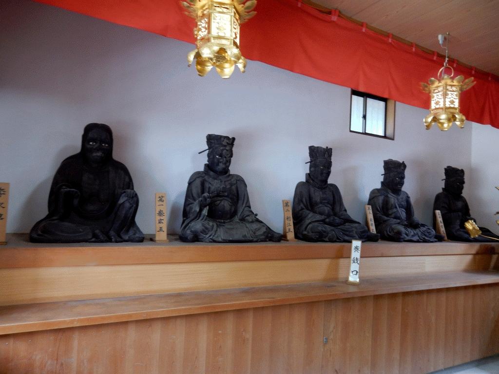 甚目寺十王堂