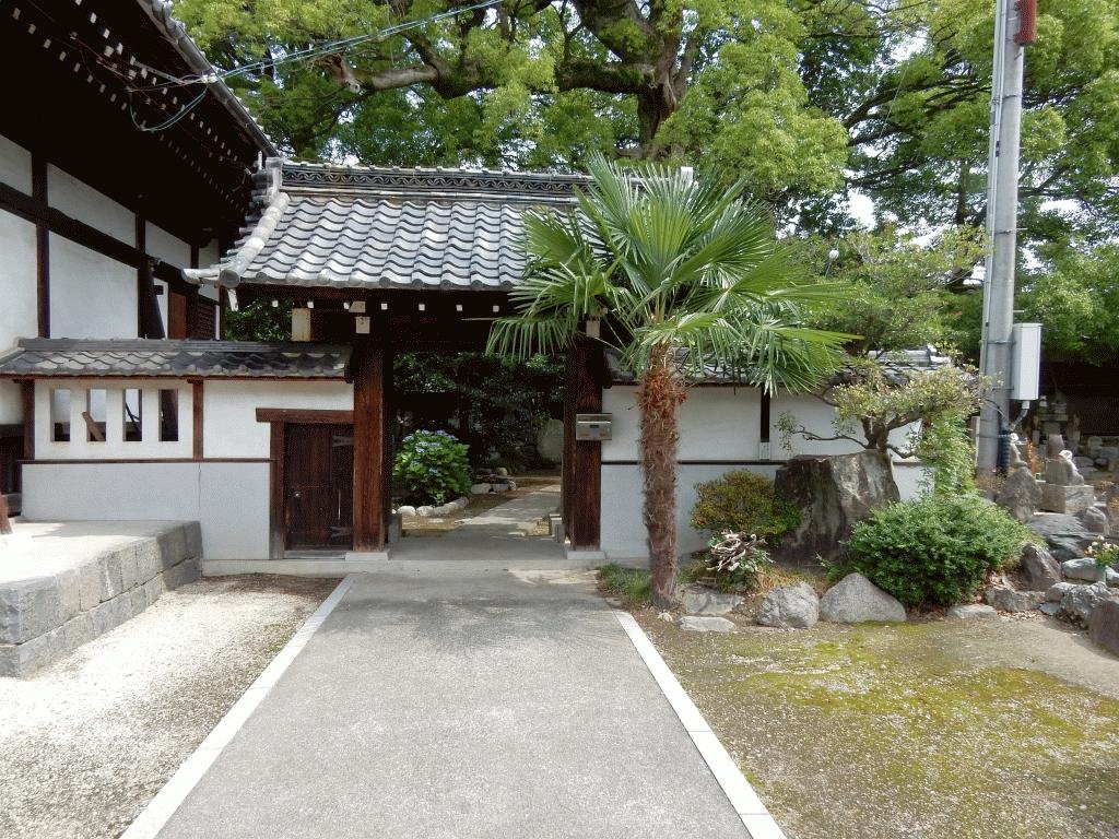 甚目寺釈迦院
