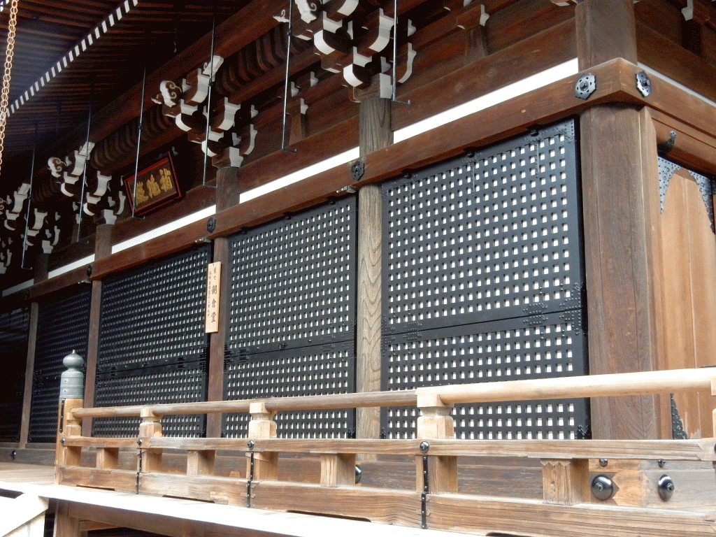 清水寺朝倉堂