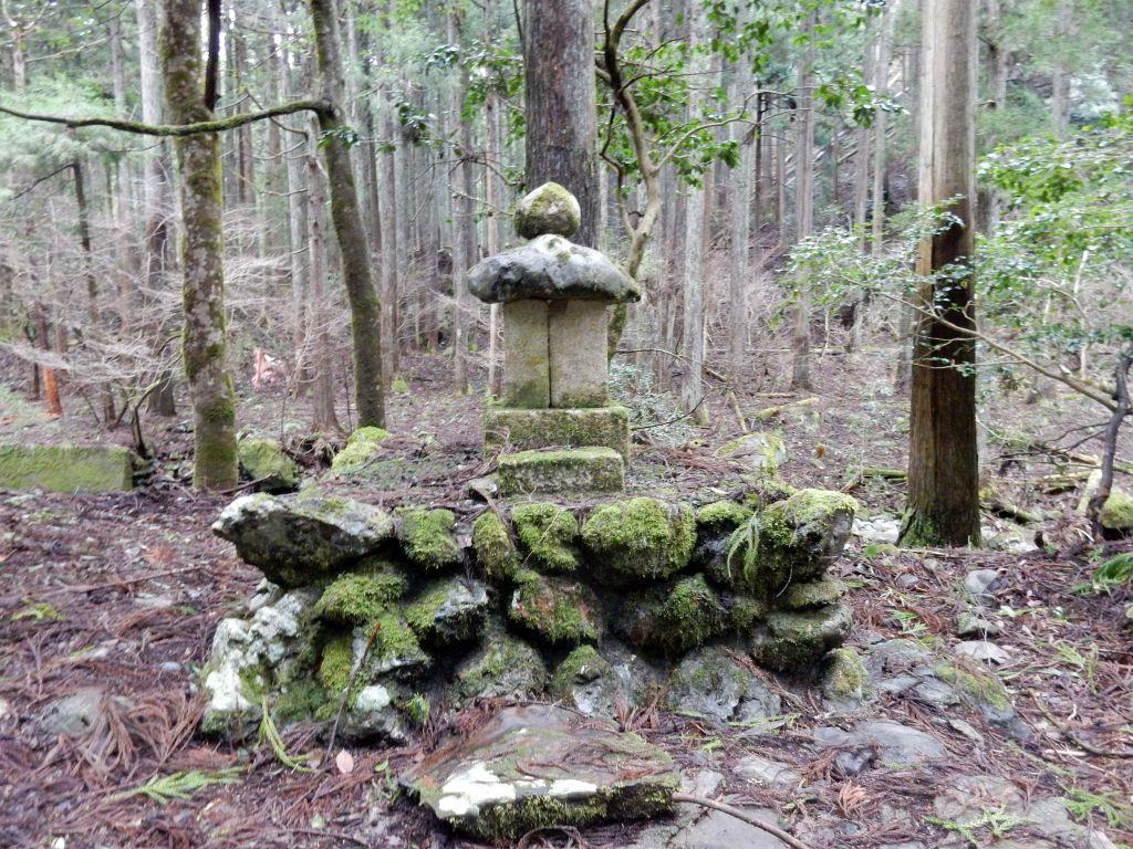 木之本町古橋の山の神