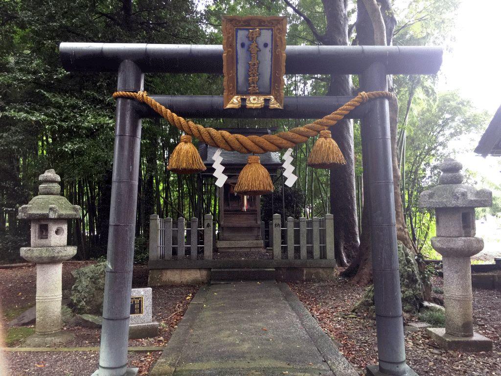 柏原八幡神社