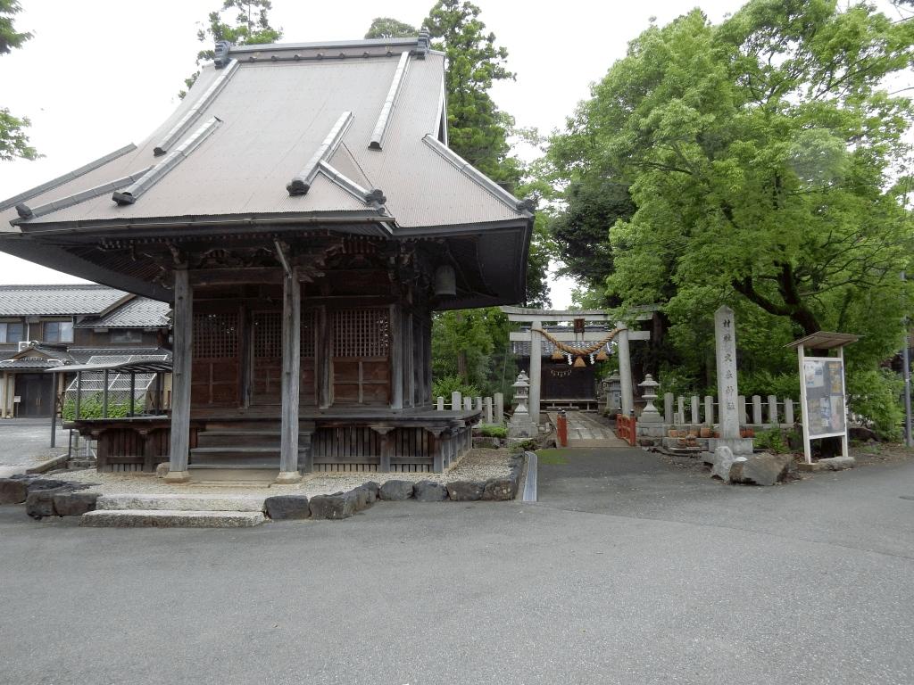 柳野中地蔵堂