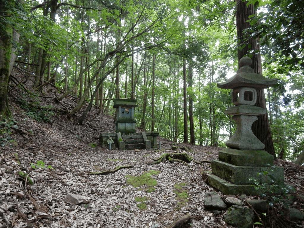 持寺・尾山の野神