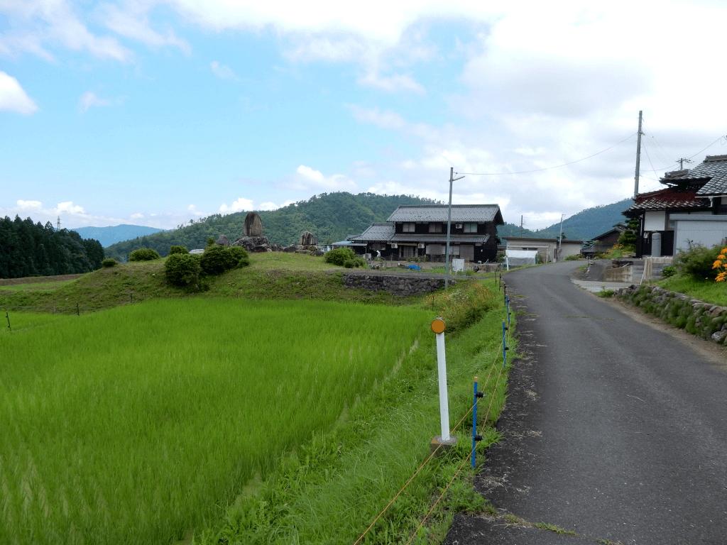木之本町石道