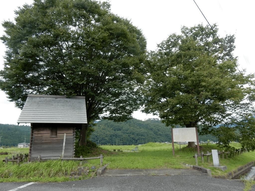 持寺大海道遺跡