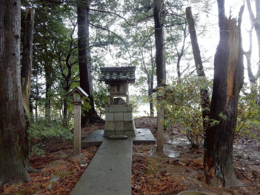東近江市合戸町八幡神社