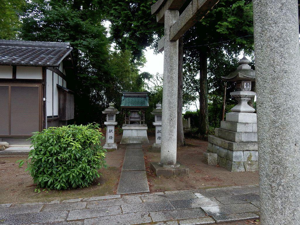 劔宮神社野神