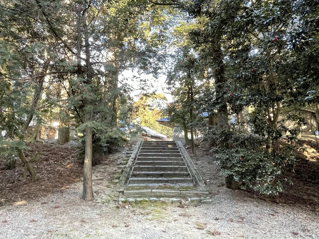 杉之木神社の宮川町の野神