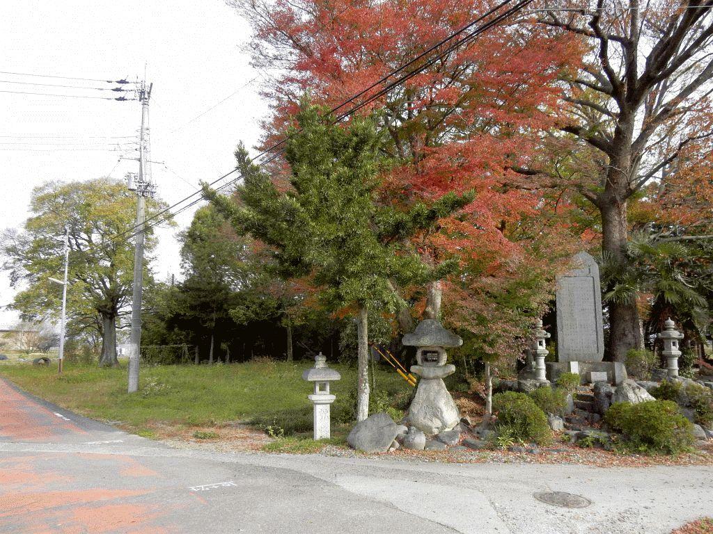 東円堂の山の神さん
