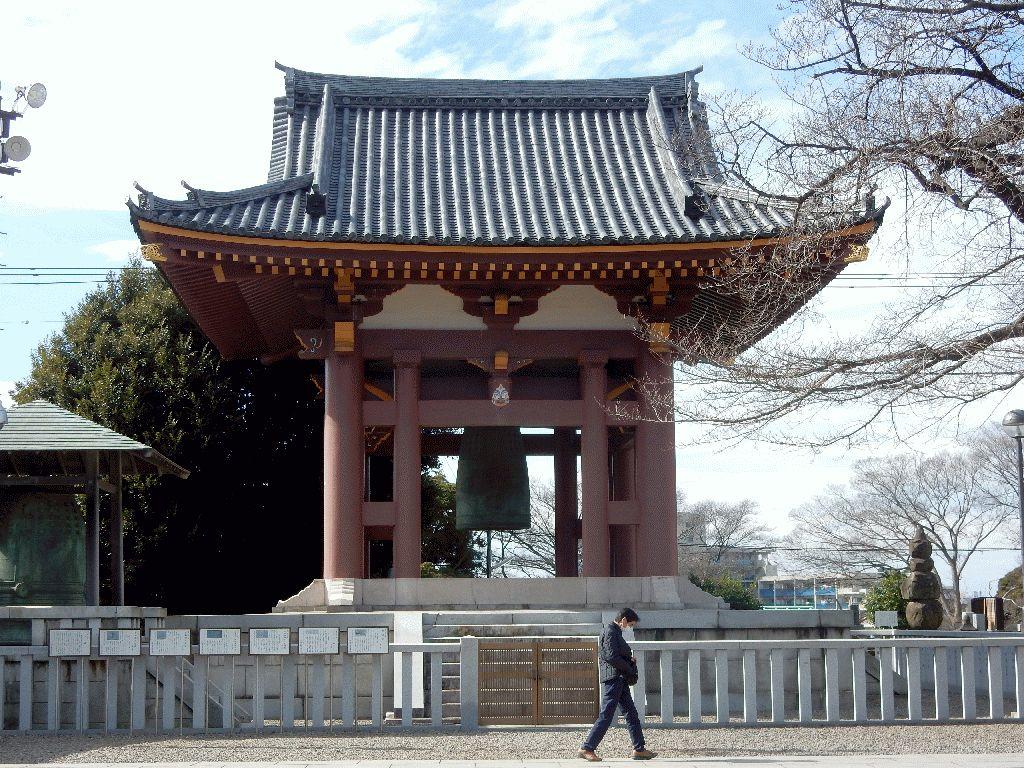本門寺鐘楼