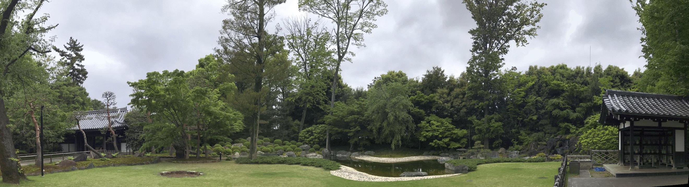 観泉寺庭園