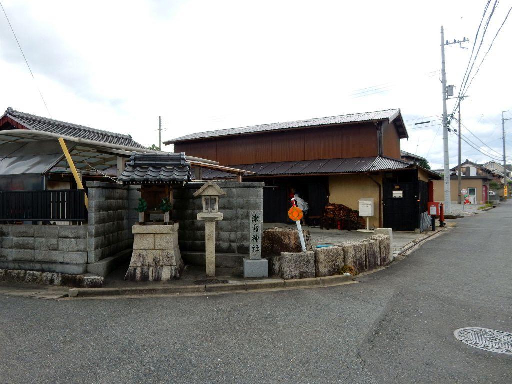 蒲生町大塚津島神社