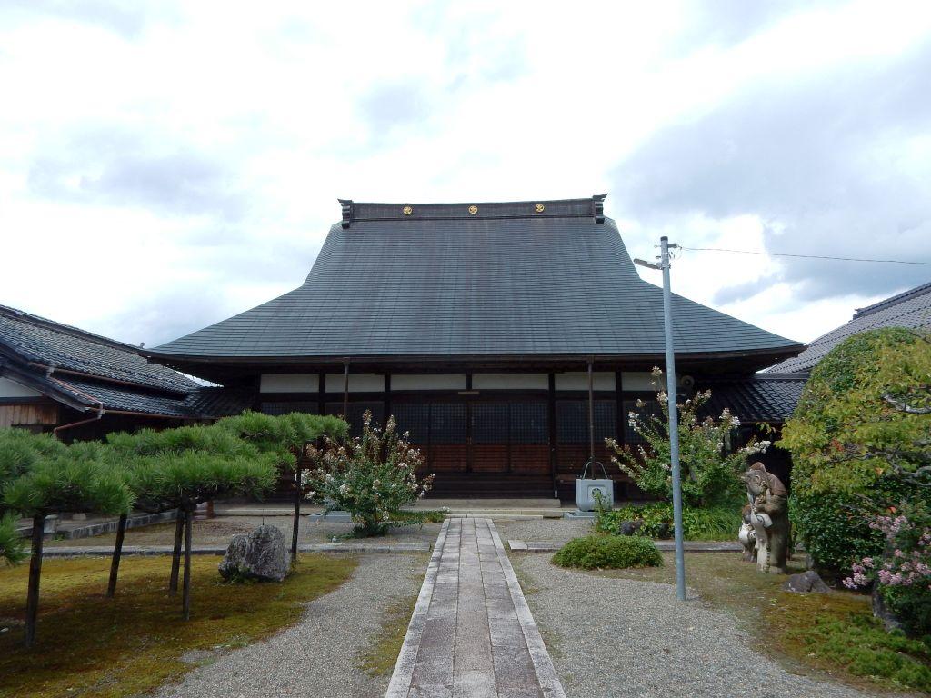 蒲生町大塚妙厳寺
