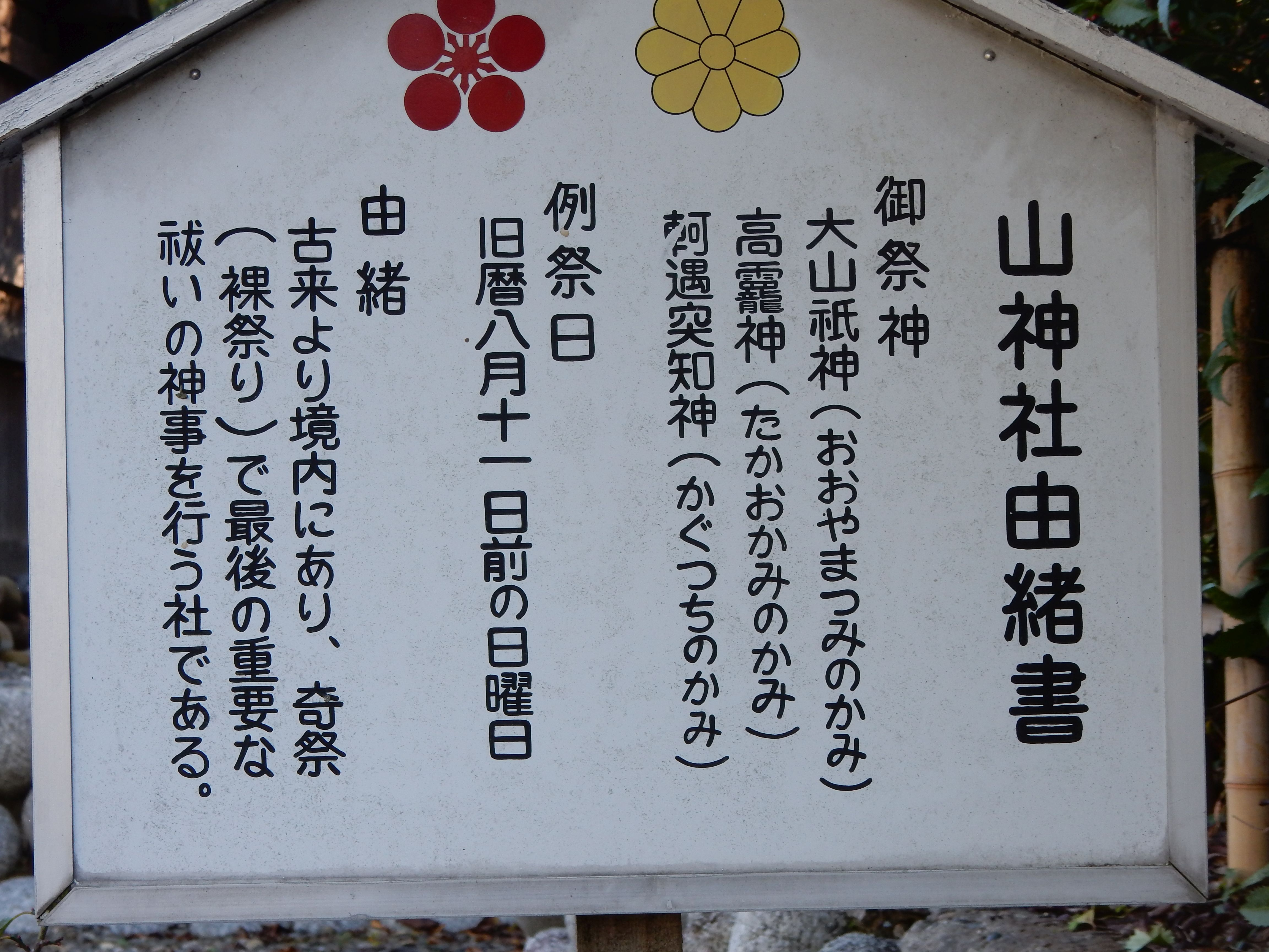 矢奈比賣神社