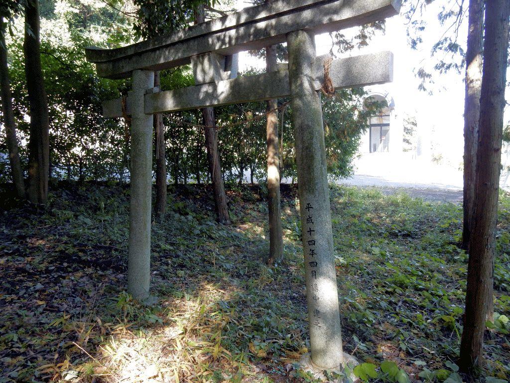 六地蔵の山神社