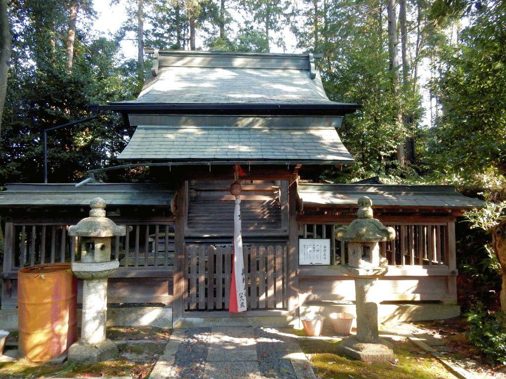 小野の白鬚神社