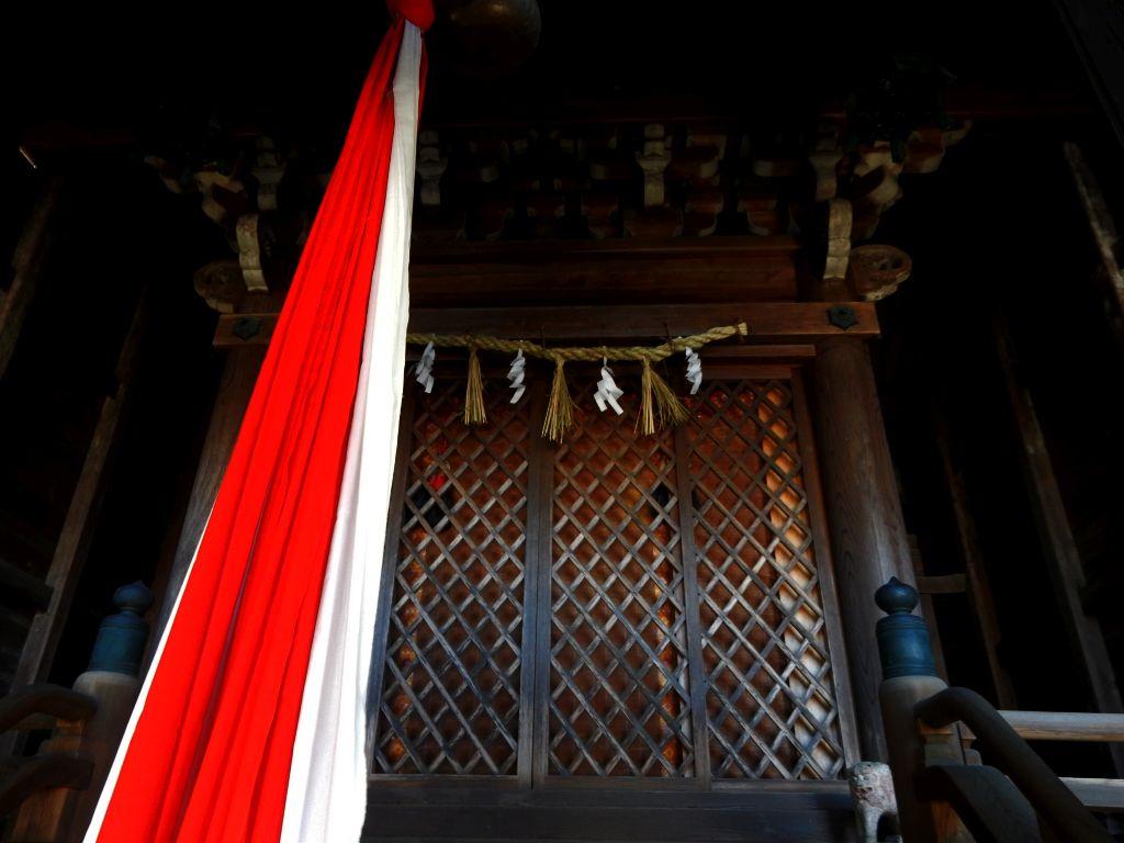 下二俣玉緒神社