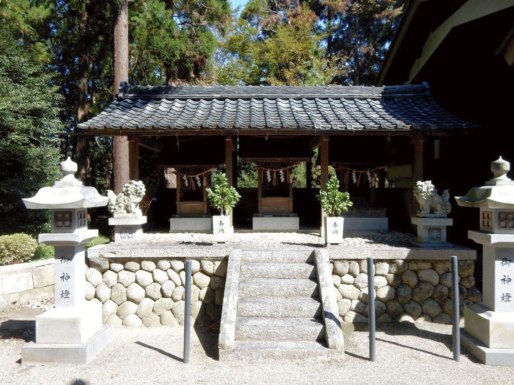 建部北町山王神社