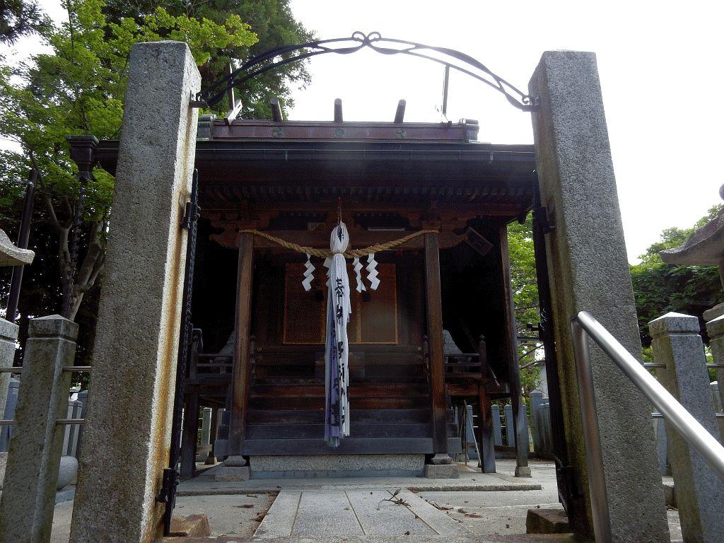 北落日吉神社