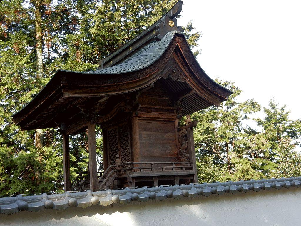 西横関の若宮神社