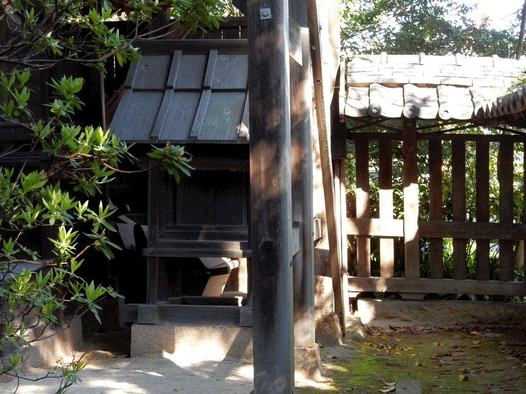 大行事神社
