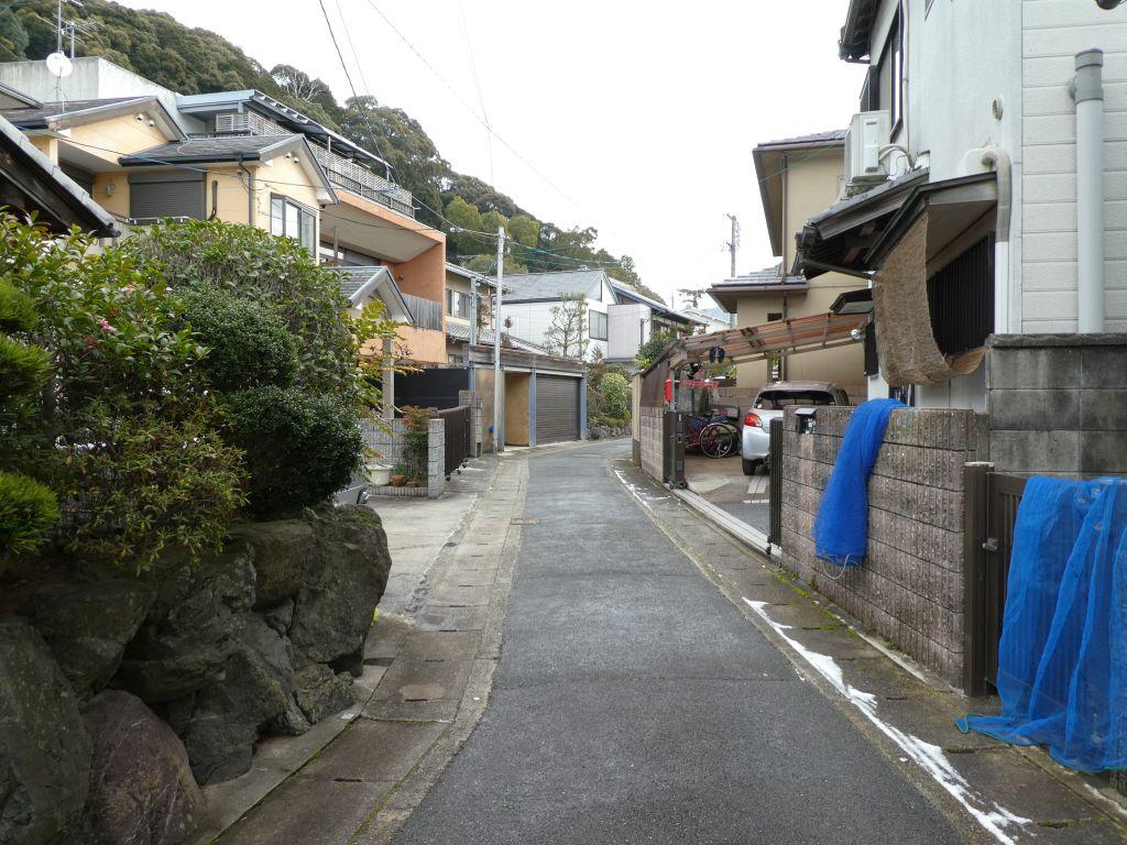 松ヶ崎集落