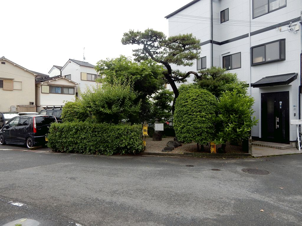池田川村の野神