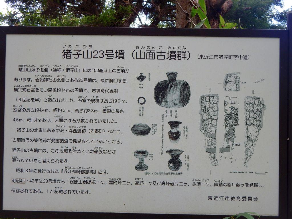 猪子山23号墳