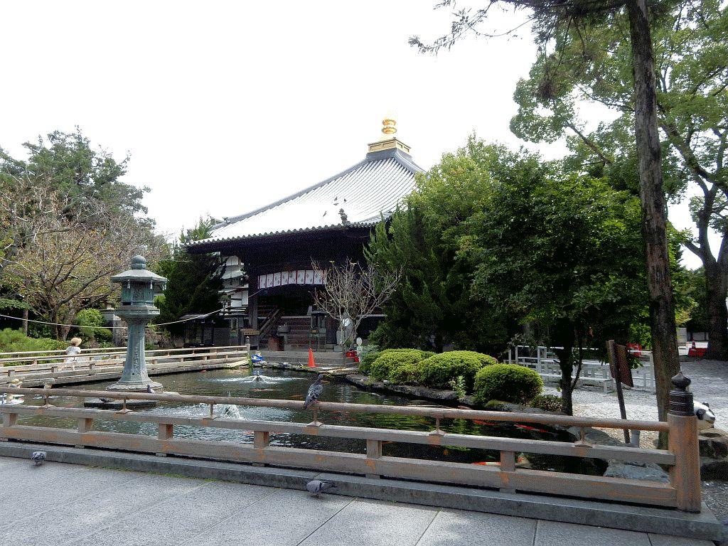 霊山寺大師堂
