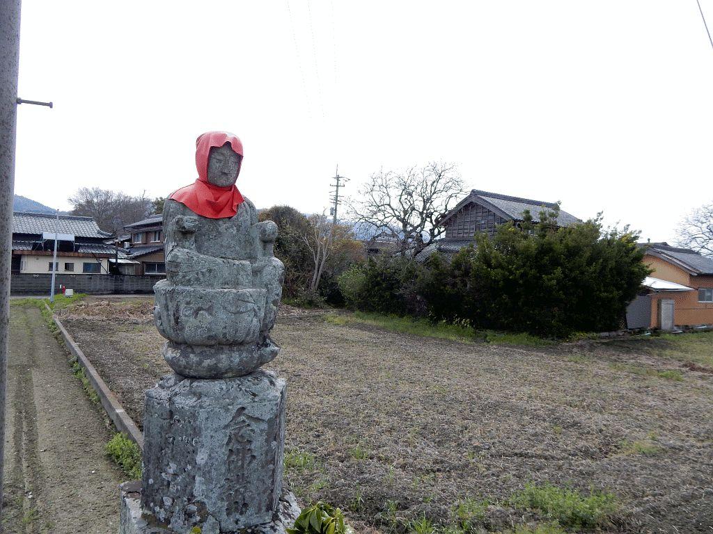 石井町の地蔵